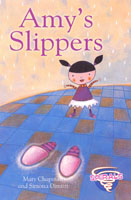 Amy's Slippers by Mary Chapman
