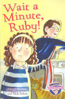 Wait a Minute Ruby! by Mary Chapman